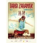 Targi zabawek i designu dla dzieci w Warszawie 16 października 2016