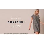 Tatuum: 20% zniżki na sukienki
