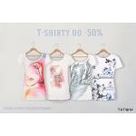Tatuum: t-shirty ze zniżką do 50%