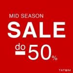 Tatuum: Mid Season Sale do 50%