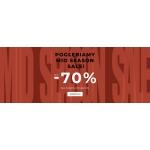 Tatuum: wyprzedaż międzysezonowa do 70% zniżki na nową kolekcję odzieży damskiej i męskiej