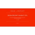 Tatuum: dodatkowe 25% rabatu przy zakupie przynajmniej 2 sztuk z kategorii Sale oraz Outlet