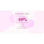 Tatuum: Walentynkowa Promocja 20% zniżki przy zakupie dwóch sztuk odzieży z kolekcji wiosna-lato 2019