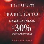 Tatuum: do 30% zniżki na wybrane modele z nowej kolekcji
