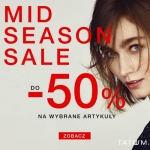 Tatuum: Mid Season Sale do 50%