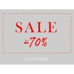 Tatuum: wyprzedaż do 70% zniżki