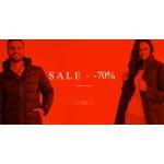 Tatuum: wyprzedaż do 70% zniżki na odzież dla kobiet i mężczyzn