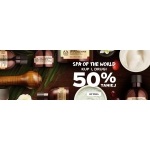 The Body Shop: 50% rabatu na drugi kosmetyk z serii SPA