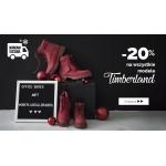 Office Shoes: 20% rabatu na wszystkie modele Timberland
