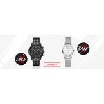 Time Trend: wyprzedaż do 70% zniżki na zegarki damskie, męskie i dziecięce
