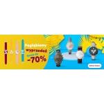 Time Trend: finał wyprzedaży do 70% rabatu na zegarki damskie, męskie i dziecięce