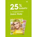 Top Secret: 25% kupon rabatowy w magazynie Dobre Rady