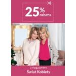 Top Secret: 25% zniżki na nową kolekcję z magazynem Świat Kobiety