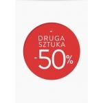 Top Secret: rabat 50% na drugą rzecz z kolekcji ZIMA 2014/2015