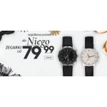 Top Secret: zegarki od 79,99 zł