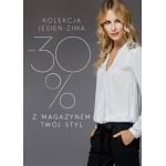 Top Secret: 30% zniżki na kolekcję jesień/zima z magazynem Twój Styl