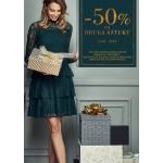 Top Secret: 50% rabatu na drugą sztukę odzieży odzieży damskiej i męskiej