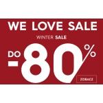 Top Secret: wyprzedaż do 80% zniżki na produkty z kategorii Winter Sale