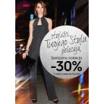 Top Secret: 30% zniżki na całą kolekcję polecaną przez stylistów Twojego Stylu