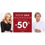Top Secret: zimowa wyprzedaż 50% rabatu na modę damską i męską