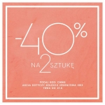 Top Secret: 40% zniżki na drugą sztukę