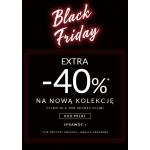 Top Secret: Black Friday extra 40% rabatu na nową kolekcję odzieży damskiej i męskiej