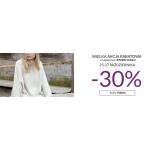 Top Secret: Zakupy z Klasą 30% zniżki na odzież damską i męską