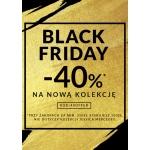 Top Secret: Black Friday 40% zniżki na nową kolekcję odzieży damskiej i męskiej