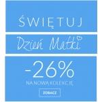 Top Secret: 26% rabatu na nową kolekcję z okazji Dnia Matki