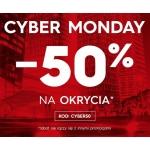 Cyber Monday Top Secret: 50% rabatu na okrycia