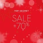 Top Secret: zimowa wyprzedaż do 70%