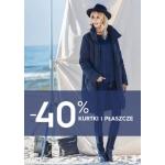 Top Secret: 40% zniżki na kurtki i płaszcze