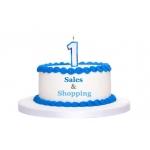 1 urodziny Sales & Shopping