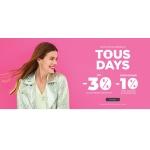 Tous: Tous Days do 30% rabatu na luksusową biżuterię, torebki, zegarki i akcesoria