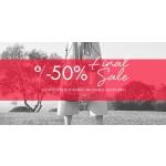 Tous: ostateczna wyprzedaż 50% rabatu na wszystkie torebki i akcesoria sezonowe
