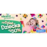 ToysRus: do 50% rabatu na prezenty na Dzień Dziecka