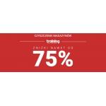 Training Show Room: wyprzedaż do 75% rabatu na sprzęt do ćwiczeń i treningu