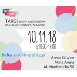 Targi Mody dla mamy i dziecka Trends 4 Kids 10 listopada w Gliwicach
