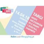 Targi Mody dla mamy i dziecka Trends 4 Kids 14 kwietnia 2018 w Krakowie