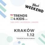 Targi Mody dla mamy i dziecka Trends 4 Kids - 1 grudnia 2019 w Krakowie