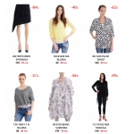 Unisono: Super Promocja do 84% zniżki na odzież damską i męską