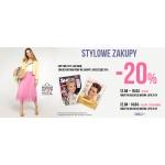 Unisono: Stylowe Zakupy 20% rabatu na odzież włoskich marek