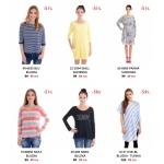 Unisono: do 79% zniżki na odzież dla kobiet