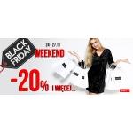 Black Friday Unisono: 20% zniżki i więcej na odzież włoskich marek