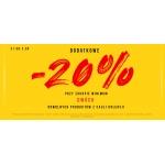 Unisono: dodatkowe 20% zniżki na odzież włoskich marek