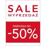 Van Graaf: wyprzedaż do 50% zniżki na odzież, obuwie i akcesoria damskie oraz męskie