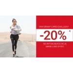 Van Graaf: 20% rabatu na aktualną kolekcję Marie Lund Sport