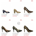 Venezia: Supe Promocja do 67% zniżki na obuwie oraz torby