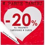 Venezia: 20% rabatu przy zakupie parzystej ilości produktów