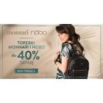 Verostilo: do 40% zniżki na torebki marek Monnari i Nobo